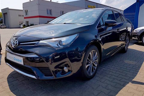 Toyota Avensis Touring Sports 1,8i VVTi Prem+Style+Executive