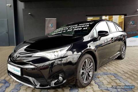 Toyota Avensis Touring Sports 1,8i VVTi Prem+Style+Executive