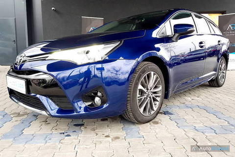 Toyota Avensis Touring Sports 2,0D4D Prem+Style+Executive