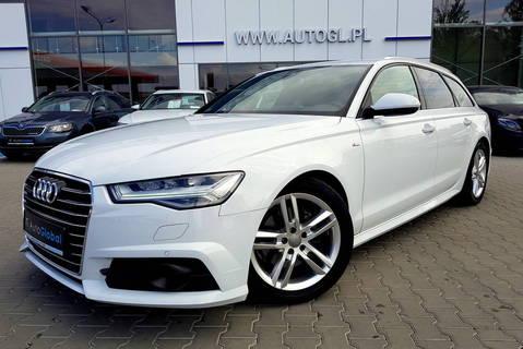 Audi A6 AVANT 2.0 TDi 190 QUATTRO S-LINE S-TRONIC LED
