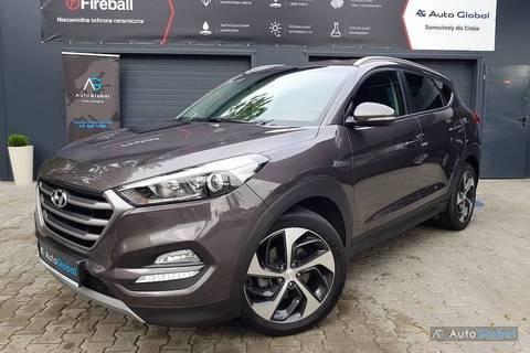 Hyundai Tucson 1,6 T-GDI 177 COMFORT Navi Leather 19''