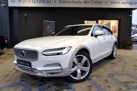 Volvo V90 CC Cross Country D5 AWD Volvo Ocean Race