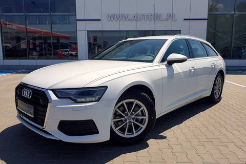 Audi A6 Avant 40 TDI 204KM S-Tronic LED Navi