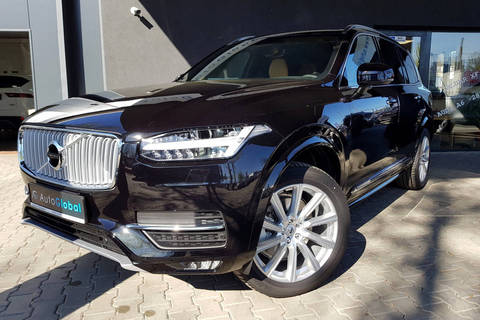 Volvo XC90 D5 AWD 235 Geartronic INSCRIPTION 7-Miejsc