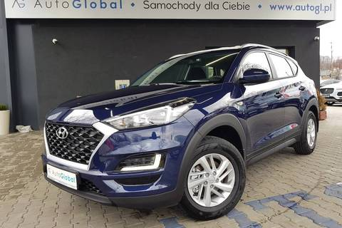 Hyundai Tucson 1,6 GDI 132 Navi+Dab 16''