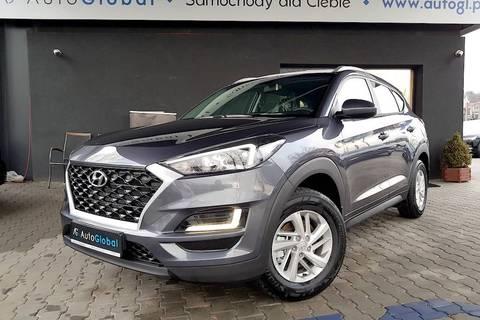 Hyundai Tucson 1,6 GDi 132 Inspire Winter Pack 16''