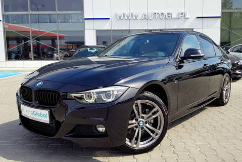 BMW 320d MSport 190KM Steptronic LED 18''