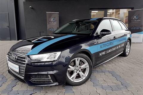 Audi A4 AVANT 2.0 TDI 150 SPORT S-LINE