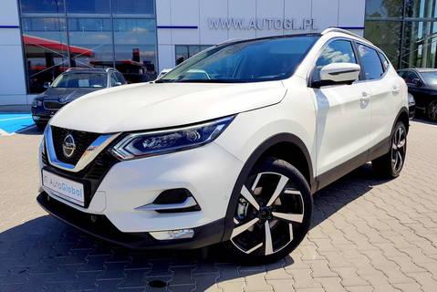 Nissan Qashqai New Tekna DIG-T 140 Panorama Navi LED 19''